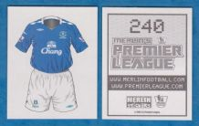 Everton Shirt 240
